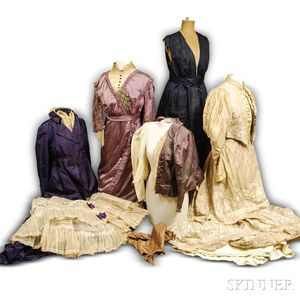 Group of Victorian Garments