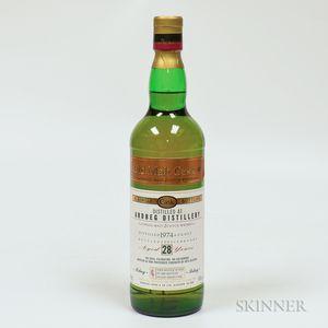 Ardbeg 28 Years Old 1974, 1 70cl bottle (oc)