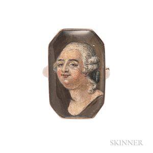 Louis XVI Portrait Ring