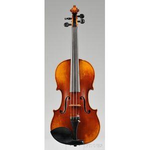 German Violin, Ernst Heinrich Roth Workshop, c. 1935