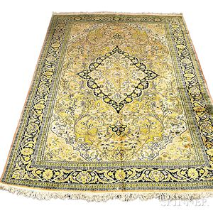 Indian Oriental-style Carpet