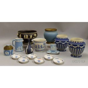 Approximately Fifteen Wedgwood Table Items
