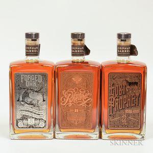 Mixed Orphan Barrel, 3 750ml bottles