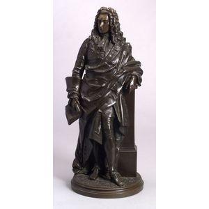 Bronze Figure of Johan Sebastian Bach