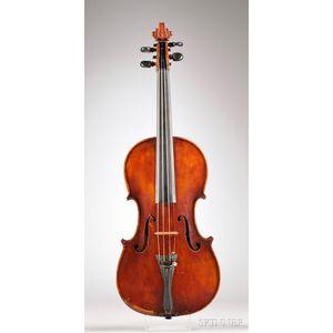 American Violin, Charles H. Herrick, Winchester, 1912