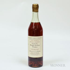 Van Winkle Special Reserve 20 Years Old 1974, 1 750ml bottle