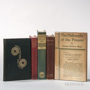 Social Science, Five 20th Century Titles.