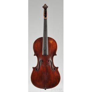 Mittenwald Violin, c. 1880
