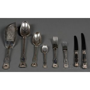 "Assembled English Silver ""King"
