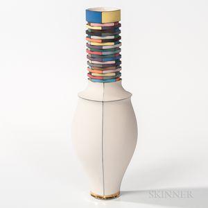 Peter Pincus Porcelain Vase