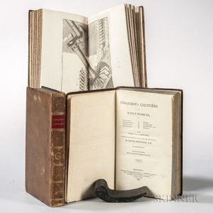 Brewster, Sir David (1781-1868) Fergusons Lectures on Select Subjects, in Mecahnics, Hydrostatics, Hydraulics, Pneumatics, Optics, Geo