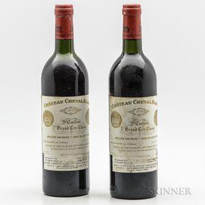 Chateau Cheval Blanc 1979, 2 bottles