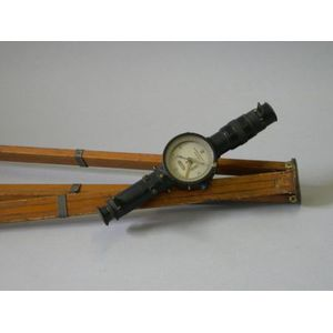 Sighting Scope and Compass by Keuffel & Esser Co.