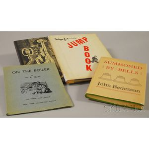 Literature, 20th Century, Four Volumes: