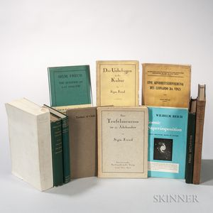 Freud and Colleagues, Eleven Volumes.