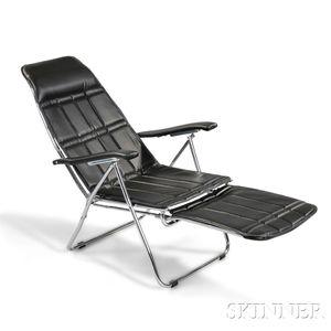 Modern Folding Lounge Chair