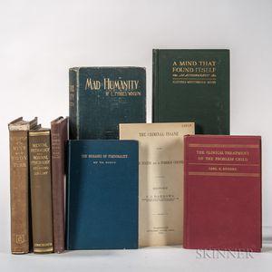 Mental Illness, Eight Volumes.