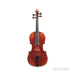 German Violin, Ernst Heinrich Roth, Bubenreuth, 1965