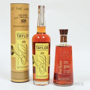 Mixed Bourbon, 2 750ml bottles (1 ot)
