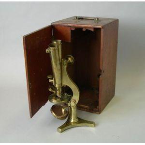 Binocular Microscope by R. & J. Beck