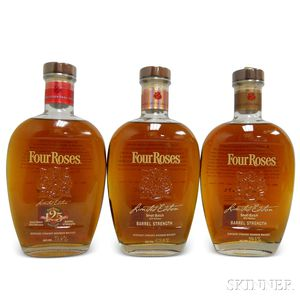 Four Roses Limited Edition Small Batch Vertical, 3 750ml bottles
