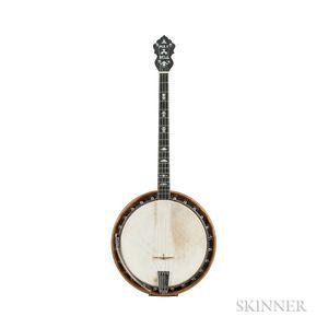 May Bell Tenor Banjo, c. 1930