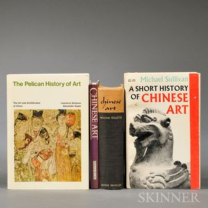 Four Books on Chinese Art