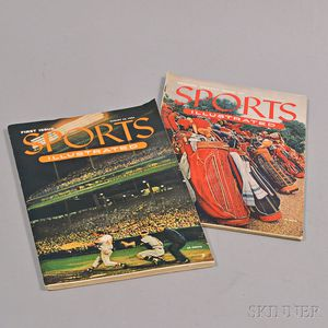 Sports Illustrated First and Second Issues