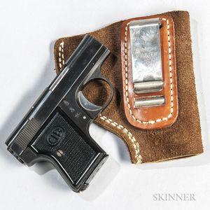 Bernardelli Vest Pocket Model Semi-automatic Pistol
