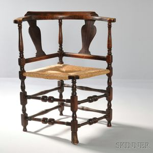 Cherry Roundabout Chair
