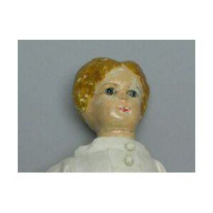 Springfield Jointed Wooden Doll