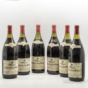 Morin Pere & Fils Nuits St. Georges Les Cailles 1976, 6 magnums