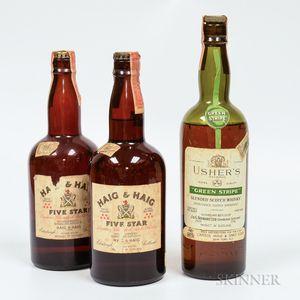 Mixed Scotch, 3 4/5 quart bottles