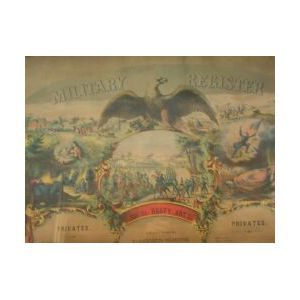 Civil War Military Register