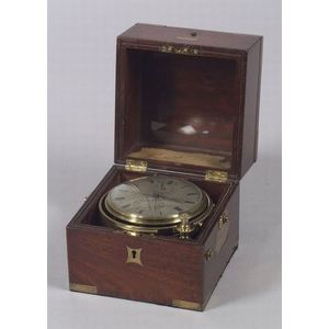 Two-Day Marine Chronometer by McLachland