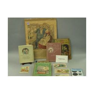 Lot of Childrens Books and Ephemera.