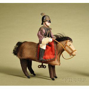 Clockwork Soldier on Horseback