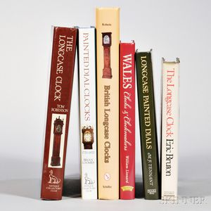 Six Titles on Longcase Clocks