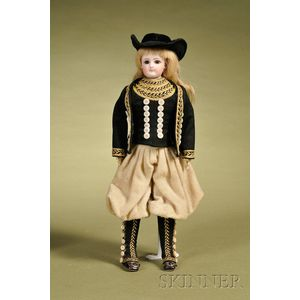 Early Francois Gaultier Fashion Doll
