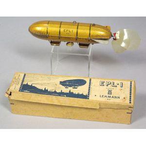 Lehmann Clockwork Airship