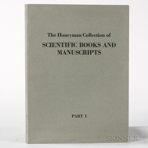The Honeyman Collection of Scientific Books and Manuscripts.