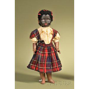 Recknagel Black Character Child