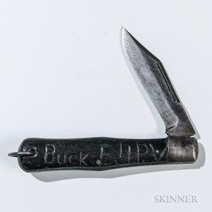 Civil War Pocketknife