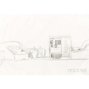 Andy Warhol (American, 1928-1987)      Still Life
