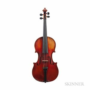 American Violin, Henry Richard Knopf, New York, 1920