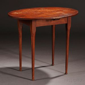 Shaker Birch and Pine Table