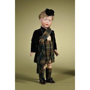 Kämmer & Reinhardt 112 Character Scottish Boy
