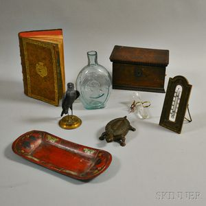 Eight Decorative Items