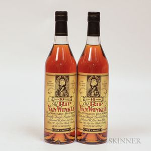 Old Rip Van Winkle 10 Years Old, 2 750ml bottles