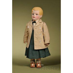 Martha Chase Boy Doll